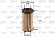 Масляный фильтр VALEO 586501