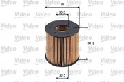 Масляный фильтр VALEO 586508
