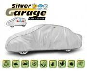 Тент для автомобиля Kegel Silver Garage XL Sedan (серый цвет)