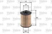 Масляный фильтр VALEO 586519