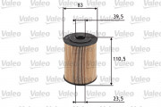 Масляный фильтр VALEO 586526
