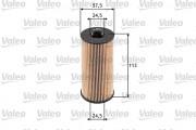 Масляный фильтр VALEO 586529