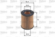 Масляный фильтр VALEO 586554
