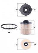 Топливный фильтр MAHLE KX265D