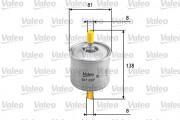 Топливный фильтр VALEO 587007