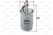 Топливный фильтр VALEO 587518