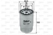 Топливный фильтр VALEO 587725