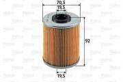 Топливный фильтр VALEO 587902