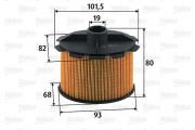 Топливный фильтр VALEO 587905