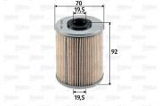 Топливный фильтр VALEO 587907