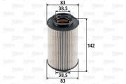 Топливный фильтр VALEO 587909