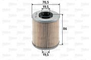 Топливный фильтр VALEO 587917