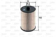 Топливный фильтр VALEO 587930