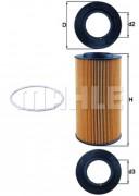 Масляный фильтр KNECHT OX434D