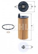Масляный фильтр KNECHT OX8132D