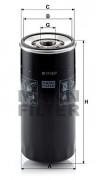Масляный фильтр MANN W 1170/7