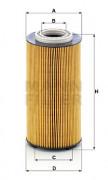 Масляный фильтр MANN HU 12 003 X