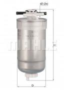 Топливный фильтр KNECHT KL2332