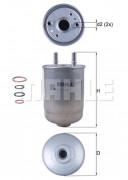 Топливный фильтр KNECHT KL7525D