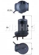 Топливный фильтр KNECHT KL633D