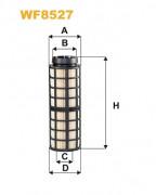 Топливный фильтр WIX WF8527