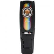 Аккумуляторный светодиодный фонарь для подбора цвета и оттенка  краски Yato YT-08509