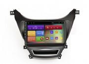RedPower Штатная магнитола RedPower 31091R IPS DSP для Hyundai Elantra MD (Android 7+)