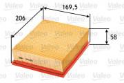 Воздушный фильтр VALEO 585006