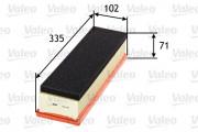 Воздушный фильтр VALEO 585049