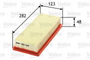 Воздушный фильтр VALEO 585081