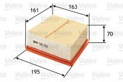 Воздушный фильтр VALEO 585160
