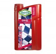 Моторное масло Yacco Galaxie RS 0W-40
