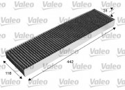 Фильтр салона угольный VALEO 715586