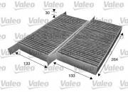 Фильтр салона угольный VALEO 715607