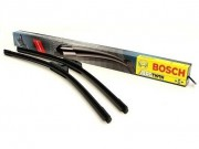 Комплект щеток стеклоочистителя Bosch Aerotwin Multi-Clip (дворники)