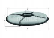 Воздушный фильтр KNECHT LX729