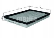 Воздушный фильтр KNECHT LX1636