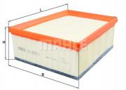 Воздушный фильтр KNECHT LX4297/1