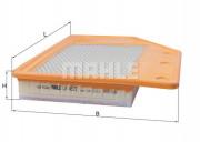 Воздушный фильтр KNECHT LX4572