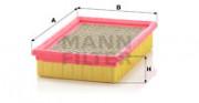 Воздушный фильтр MANN C 2147