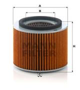 Воздушный фильтр MANN C 18 006