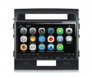 Штатная магнитола Sound Box SB-6710 для Toyota Land Cruiser 200 (Asia) Android 4.2.2