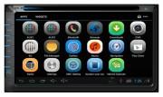 Автомагнитола Sound Box SB-422DVD (Android 4.2.2)
