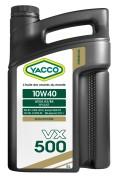 Моторное масло Yacco VX 500 10W-40