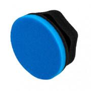 Синий аппликатор для ручной полировки кузова Adam's Polishes Blue Hex Grip Applicator