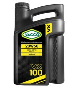 Моторное масло Yacco VX 100 20W-50