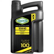 Моторное масло Yacco VX 100 15W-40