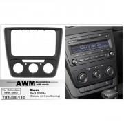 Переходная рамка AWM 781-08-110 для Skoda Yeti 2014+, 2 DIN