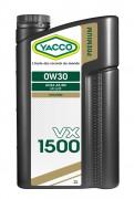 Моторное масло Yacco VX 1500 0W-30