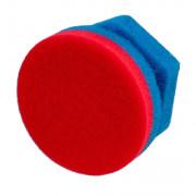 Шестигранный аппликатор для нанесения восков, герметиков и глейзов Adam's Polishes Blue & Red Patriot Applicator